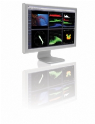 Program monitoring, measurement displays for use with any capture car. Supplied on a 4GB USB.